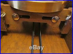 Jauch Wall Clock 8 Chime Bars Westminster Chimes