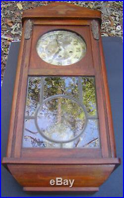Jauch Wall Clock Westminster Chimes 8 Hammers PL-46 CM