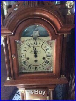 John Creed dwarf clock By Clocks By Christopher
