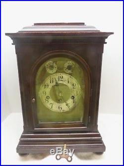 Junghans Westminster Chime Mantle Clock! VERY NICE