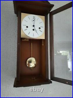 Kieninger German triple chime Westminster, St. Michael, Whittington clock (0347)