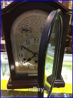 Kienzle German Antique Westminster Chime Mantel Clock