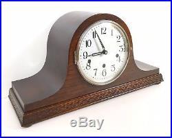 Kienzle Oak Westminster whittington Chiming Mantle Clock