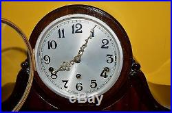 Large Antique Kienzle Westminster Chime Clock. Nice And Works Good