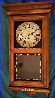 Landmark Westminster Chime Wall Clock