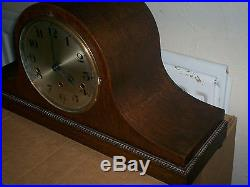 Large Nap hat Parlour Clock with Westminster chime