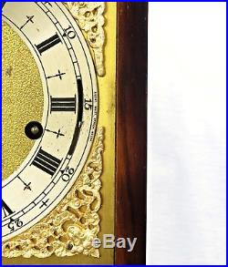 Large St. James Triple/ Westminster Chimes Striking Bracket Clock, Serviced, 15