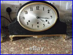 Large westminster chime (Haller, german clock) 1930s/40s  now £85