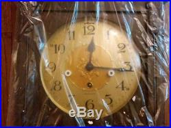 Linden Westminster Chime Wall Clock