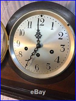 Magnificent Antique Seth Thomas 113 Westminster Chime Model #80 Mantel Clock