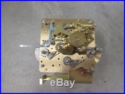NEW Hermle Westminster Chime Wall Clock Movement 341-020 45cm Working Night Off
