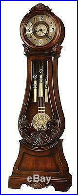 New Howard Miller 611-082 Diana Grandfather Floor Clock, Westminster Chime