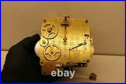 New Old Stock Franz Hermle 341-021 45 Pendulum Westminster Chime clock movement