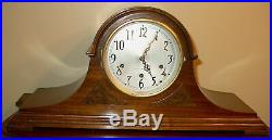 Nice Seth Thomas Model Chime 52, Westminster Chime Mantle Clock, Running Well