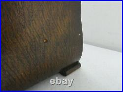 Oak Smiths Enfield 8 Day Westminster Chiming Mantel Clock 1955 F23