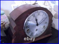 Option of ONE of 4 vintage early 1900s Westminster chime mantle clocks