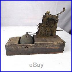 Original Seth Thomas Westminster Sonora Chime Clock Chime & Bells Movement Part