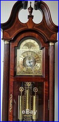 Pre-Owned Howard Miller 610-317 Thomas Jefferson Ltd. Edition Grandfather Clock