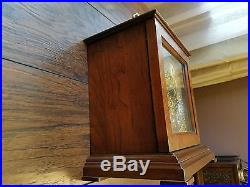 Pristine Howard Miller 59th Anniversary Westminster Chime Mantel Clock 612-724