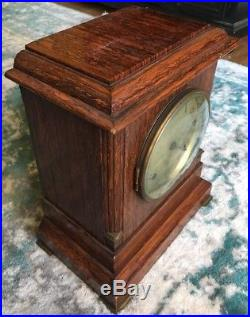 RARE Antique Seth Thomas 4 Bell Westminster Chime Mantle Clock 1920's Sonora