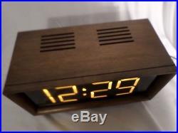 RARE Heath HEATHKIT GC-1195 / GC-1197 DIGITAL CLOCK Tested Westminster Chime