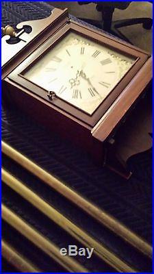 & Rare/vintage Rittenhouse Westminster Door Chime Clock