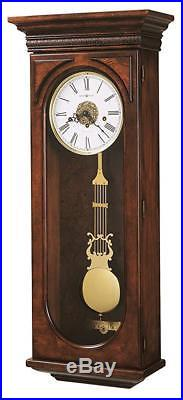 REDUCED PRICE! Howard Miller 620-433 Earnest Westminster Chime Wall Clock