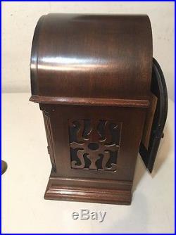 Rare Antique Seth Thomas Westminster Chime Clock #73 113 Movement Grand