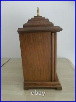 Rare Boxed Stunning Kieninger Mantle Clock with Westminster Chimes/Key/Paperwork