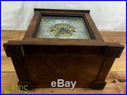 Rare Howard Miller 59th Anniversary Mantel Clock 612-724 Westminster Chime