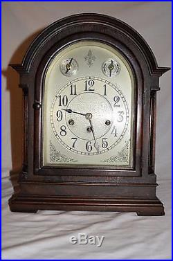 Rare Old Antique Seth Thomas #73 Westminster Chime Clock 113 Movement NR