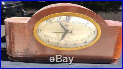 Revere Telechron Vintage Westminster chime Clock -WORKS
