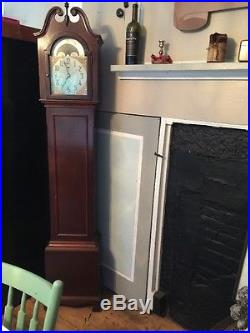 Revere Westminster Chime Grandmother Clock! Telechron! LCL PCKP-Sturbridge, MA
