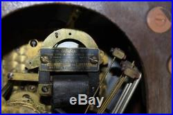 Revere Westminster Chime Grandmother Clock Telechron Synchronous Motor Project
