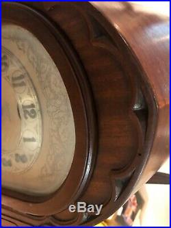 Revere Westminster Chime TELECHRON Electric Mantle Clock King Koffee Kompany