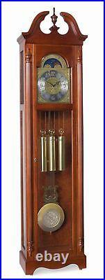Ridgeway Lynchburg Grandfather Clock LOW COST GUARANTY R2504