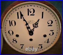 Ridgeway Mantle Clock Westminster Chimes