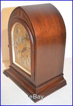 Seth thomas gothic style mantel clock