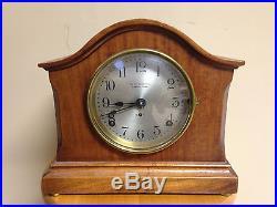 Seth Thomas Sonora Chime 1908 Westminster Clock
