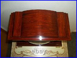 Seth Thomas 4 Bell Sonora Chime Clock No. 1 Special Estate Find