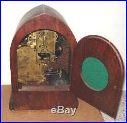 Seth Thomas 5 Bell Sonora Chime Westminster Chime Clock For Parts Or Repair