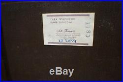 Seth Thomas 8Day Legacy-3W 1314-000 Mantel Table Clock Westminster Chime