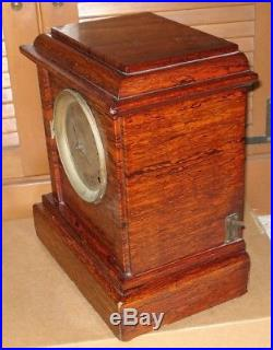 Seth Thomas Adamantine Sonora Chime Westminster Chime Clock For Parts Or Repair