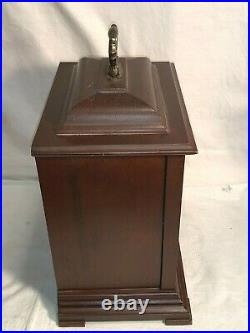 Seth Thomas LEGACY 8 day Westminster Chime MANTLE CLOCK 3W 1314-000 A403-001