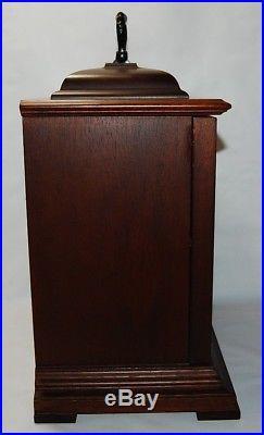 Seth Thomas Legacy-3W Table / Mantel Clock Model 1314-000 Westminster Chimes