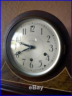 Seth Thomas No. 124 Westminster Chime Mantle Clock