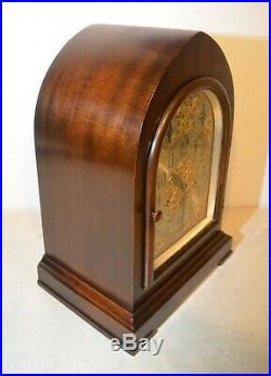 Seth Thomas Restored Chime No. 72-1921 Westminster Chimes Gothic Antique Clock