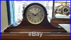Seth Thomas Roxbury Electric Westminster Chime Mantle Clock