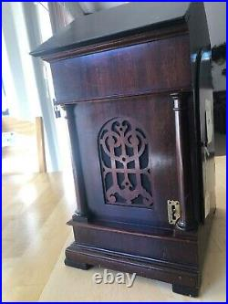 Seth Thomas Sonora Clock, 8 Bell, Whittington and Westminster Chimes, Runs