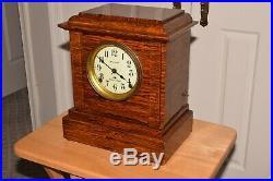 Seth Thomas Sonora Westminster Chime Clock